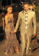 Unathi Nkayi and Thomas Msengana, aka Bad Boy T, during  happier days as a couple when they graced  the 2008 Metro FM Awards in Tshwane. They have since divorced.
