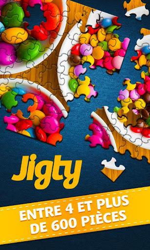Puzzles Jigty  captures d'écran 2
