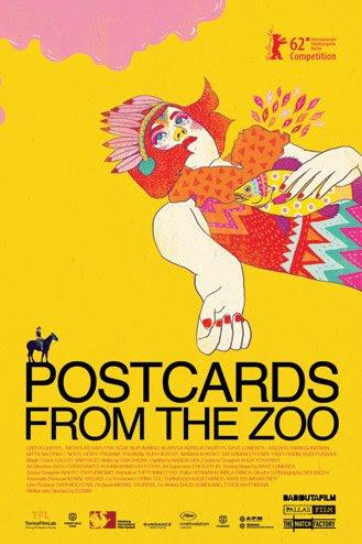 Hayvanat Bahçesinden Kartpostallar