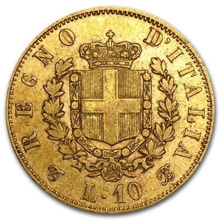 italy gold regno