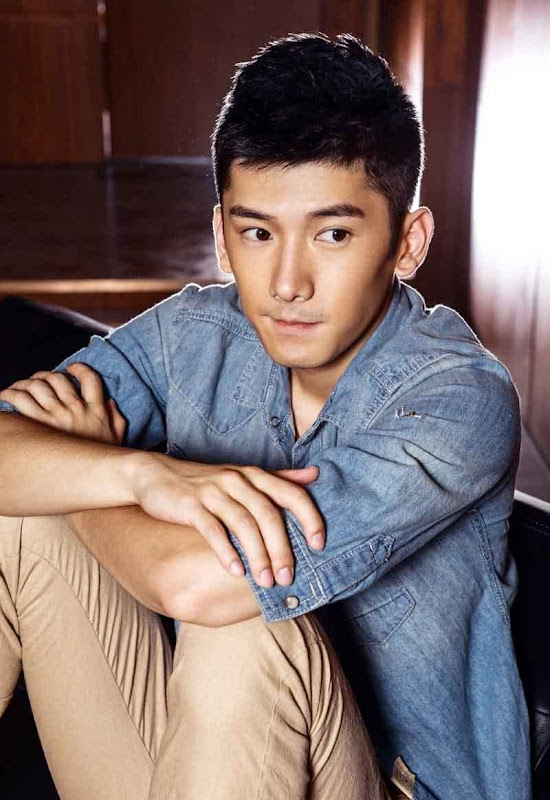 Wayne Liu Ruilin China Actor