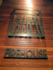 Firehouse Restaurant, atmosphere of the restaurant in a restored Fire Station