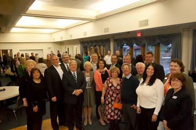 Chamber and paramus leadership