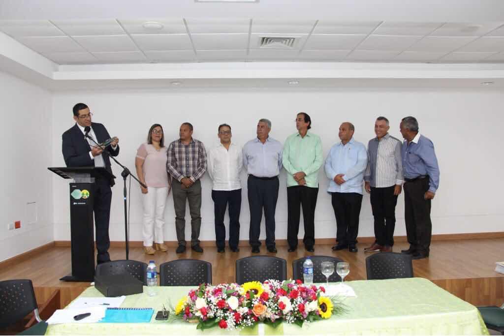 Regidores de San José de las Matas declaran al ministro Montalvo como 'Hijo Meritorio