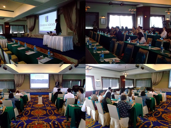 EnvisionRecruit Agent Workshop Bangkok Thailand