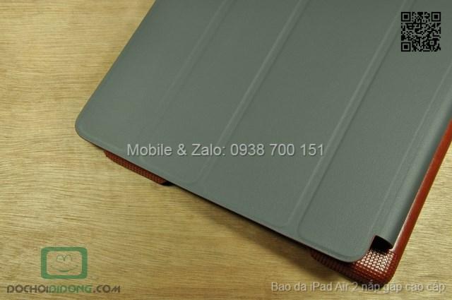 Bao da iPad Air 2 nắp gấp cao cấp