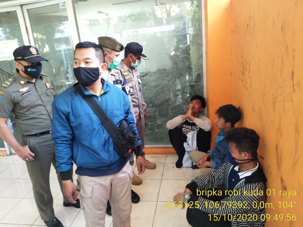 27 Terjaring Operasi Yustisi Gabungan Bogor Kota