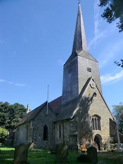 CIMG6180 St Mary Magdalene church, Cowden