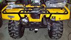 2015 Honda Rancher TRX420 - Cashmere Shop Build
