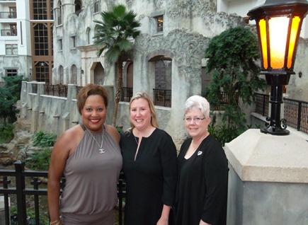 Brenda, Kim, and Keisha