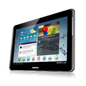 Samsung Galaxy Tab 2 Di Rilis dengan OS Android Ice Cream Sandwich