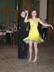 profi taneční pár Tendr s partnerkou