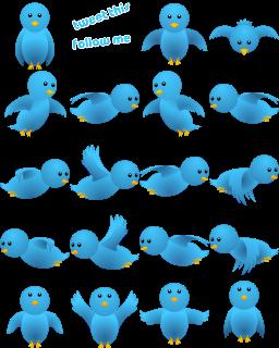 Memasang Burung Twitter Terbang di Blogspot