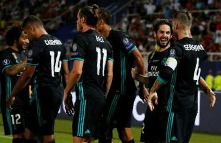 VIDEO: Real Madrid 2-1 Manchester United – UEFA Super Cup Highlights