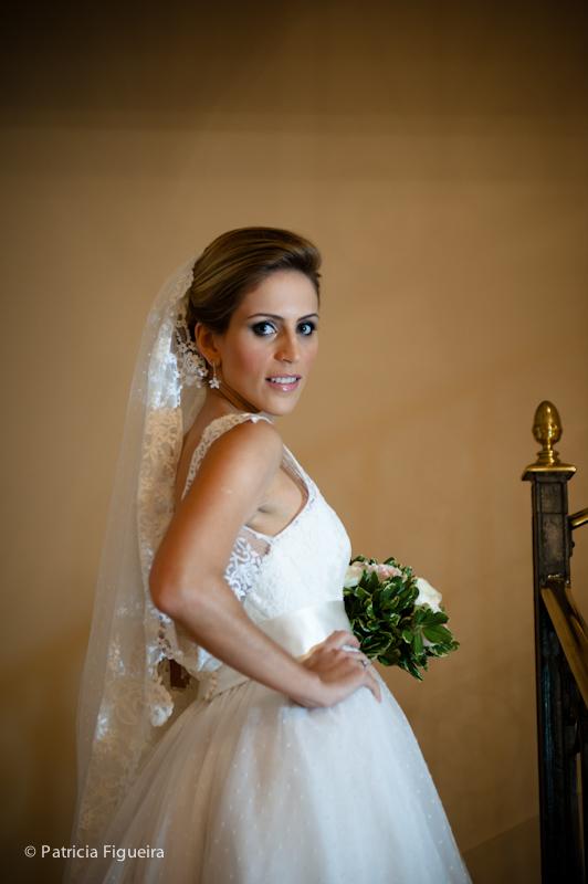 Foto de casamento 0286 de Ana e Joao. Marcações: 29/10/2011, Casamento Ana e Joao, Fotos de Vestido, Lethicia Bronstein, Rio de Janeiro, Vestido, Vestido de Noiva.