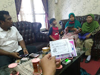 Pemenang Umroh Jalan Sehat Yang Diadakan Walikota & Pemkot - Mengadu ke DPRD