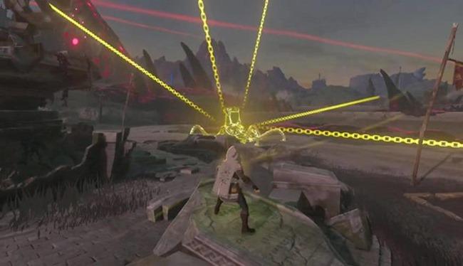 zelda botw stasis glitch exploit 01