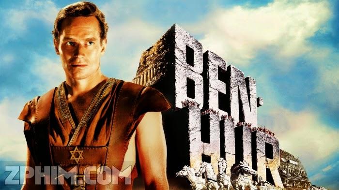 Ảnh trong phim Giải Cứu Nô Lệ - Ben Hur 1