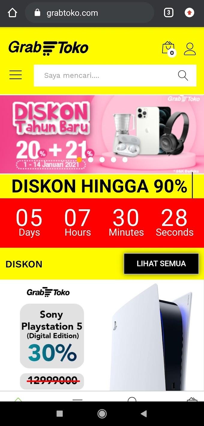 Grab Toko Penipuan, Berikut Klarifikasi Lengkapnya!