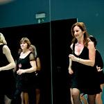 Lekce s Lenkou v Zrcadlovém sále