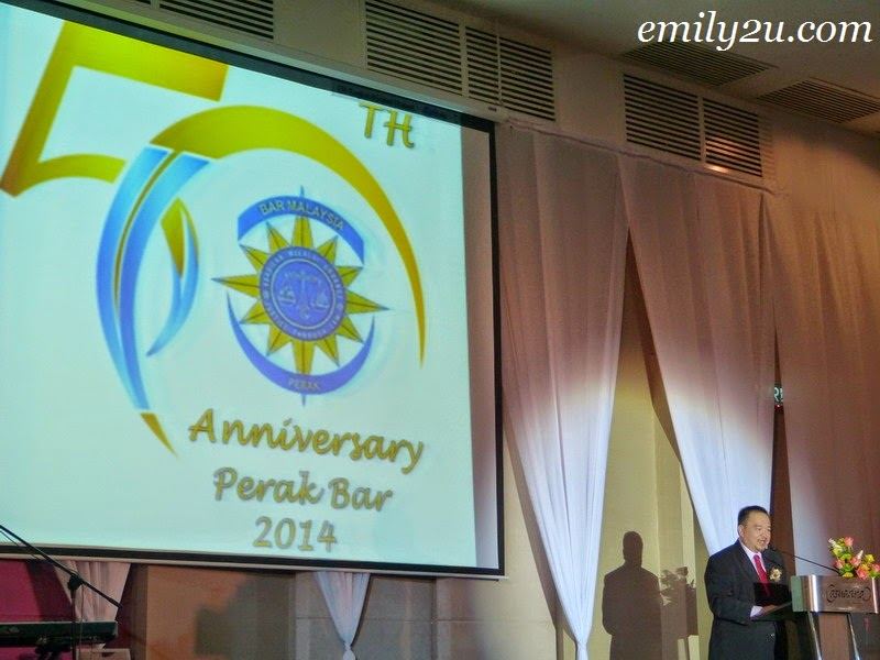 Perak Bar Annual Dinner 2014 / 50th Anniversary Celebration