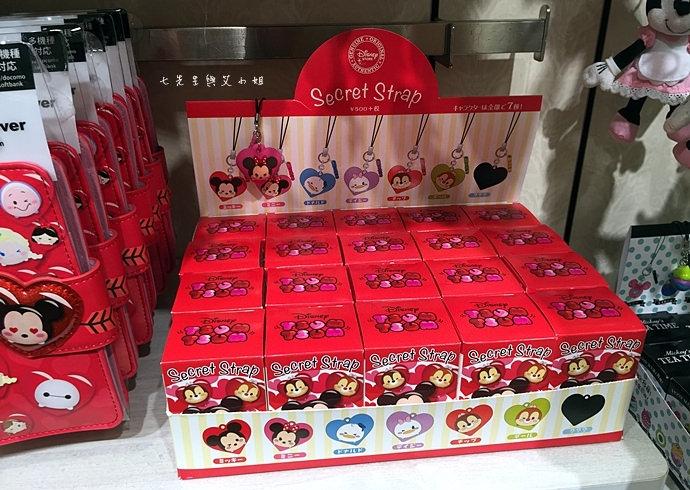 33 日本東京購物原宿白色迪士尼Disney Store