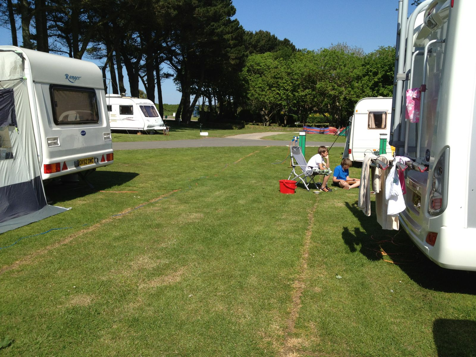 Hendra Holiday Park - May 2012