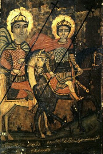 Isidore The Martyr Of Chios