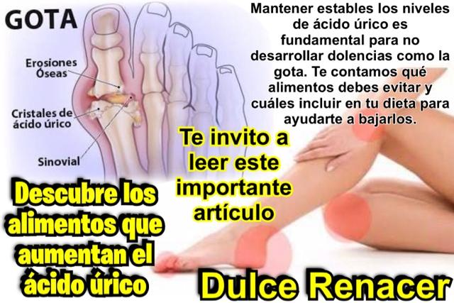 alimentos permitidos sin acido urico el acido urico alto hincha los pies eliminar la gota wikitravel
