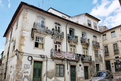 Repúblicas - Coimbra - Portugal