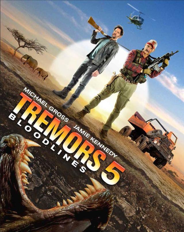 Rồng Đất 5 - Tremors 5: Bloodlines (2015)