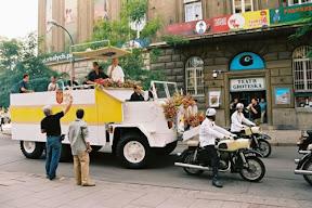 Truck PopeMobile