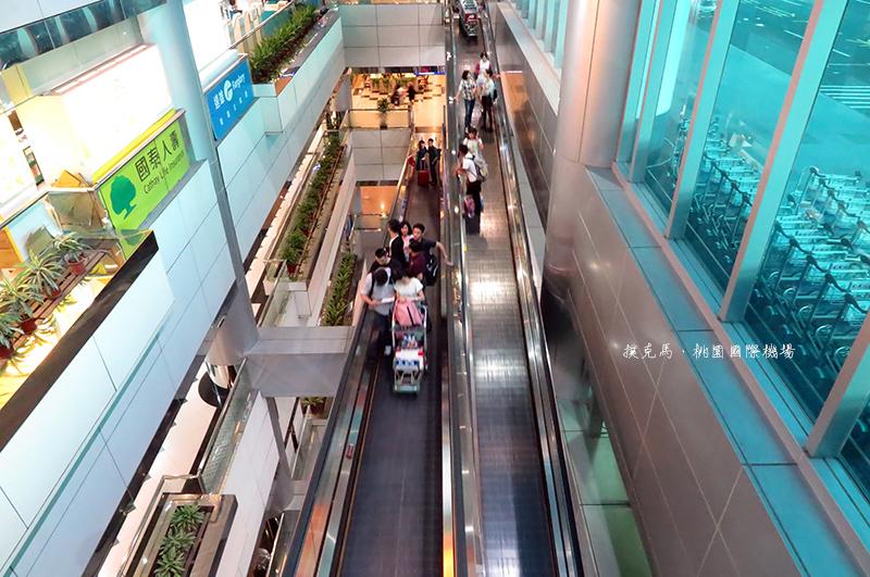 桃園國際機場第二航廈