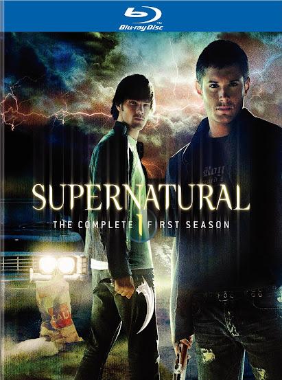 Supernatural – Temporada 1 [4xBD25]