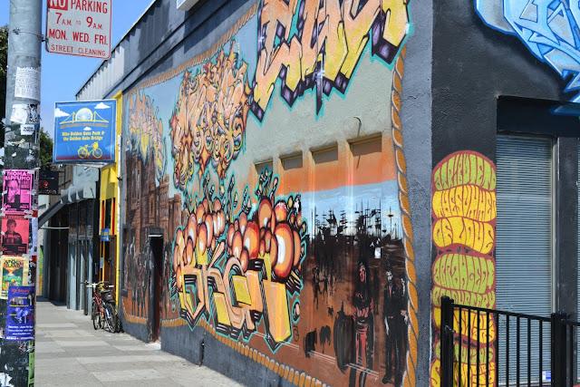 Хиппи - район Хейт-Эшбери, Сан-Франциско