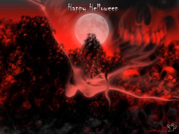 Helloween Moon, Halloween