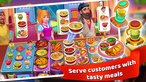 Cooking Star - Crazy Kitchen Restaurant Game filehippodl screenshot 5