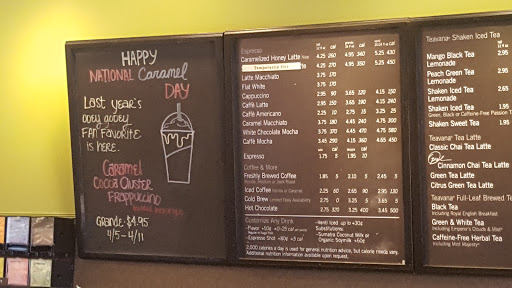 Coffee Shop «Starbucks», reviews and photos, 3200 Rolling