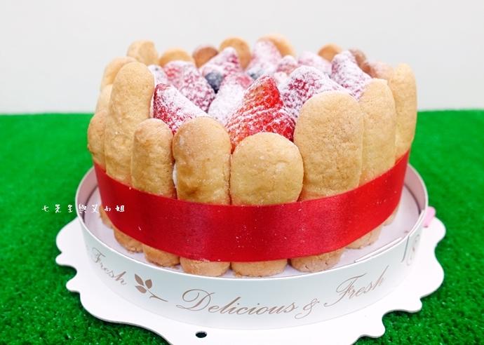 7 棒棒糖手工點心 愛妻草莓蛋糕