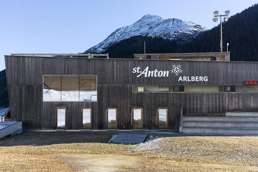Karl-Schranz-Zielstadion, Sonnenwiese 3, 6580 St. Anton am Arlberg, Österreich, Stadion, state Tirol