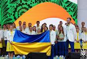 Премьер-министр Гройсман доверил николаевцу Илье Кваше флаг Украины на Олимпиаду в Рио