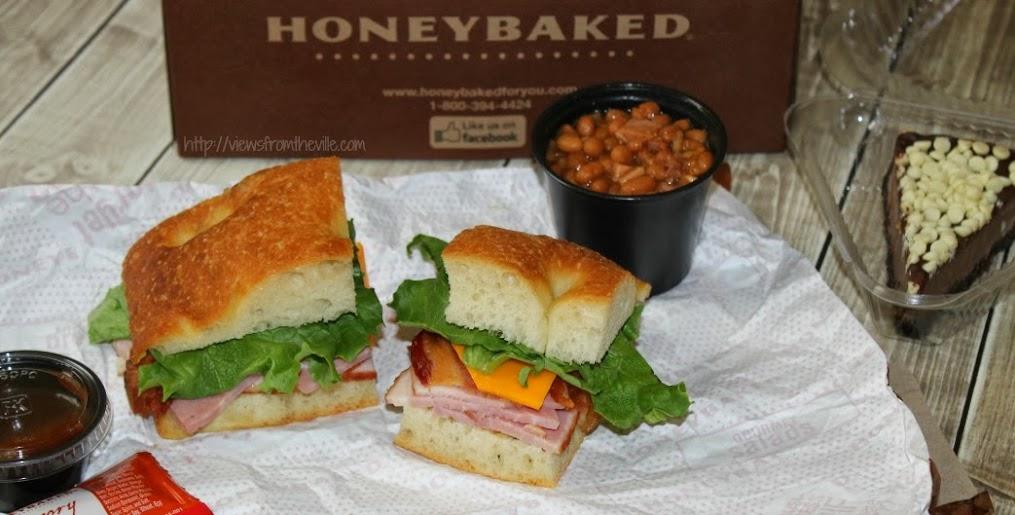 HoneyBaked Ham Catering: HoneyBaked Ham Boxed Lunches #HoneyBakedGameDay