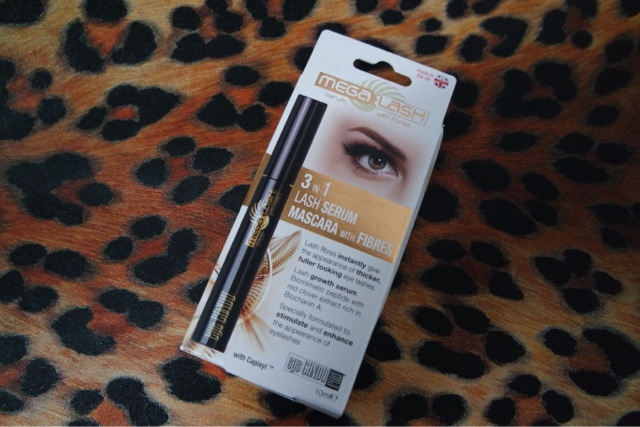 Eye Candy 3-in-1 Mega Lash Serum Mascara with Fibres