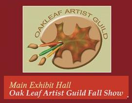 Oak Leaf Artist Guild Fall Show 2006