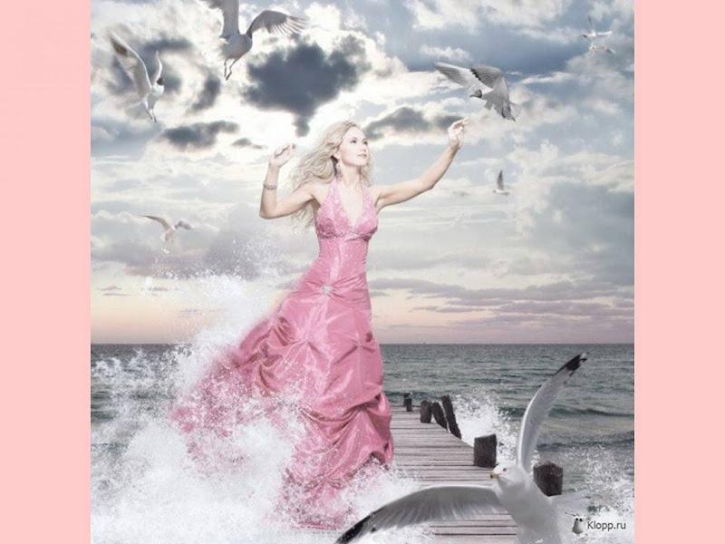 Wind And Gulls, Magic Beauties 3