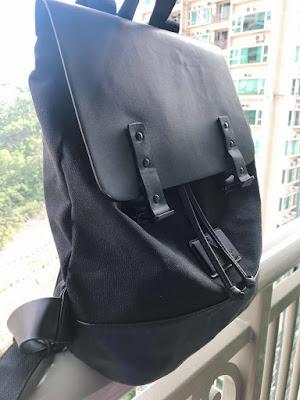 Siの小分享 ~ 北歐風格Gaston Luga PRÅPER型格後背包
