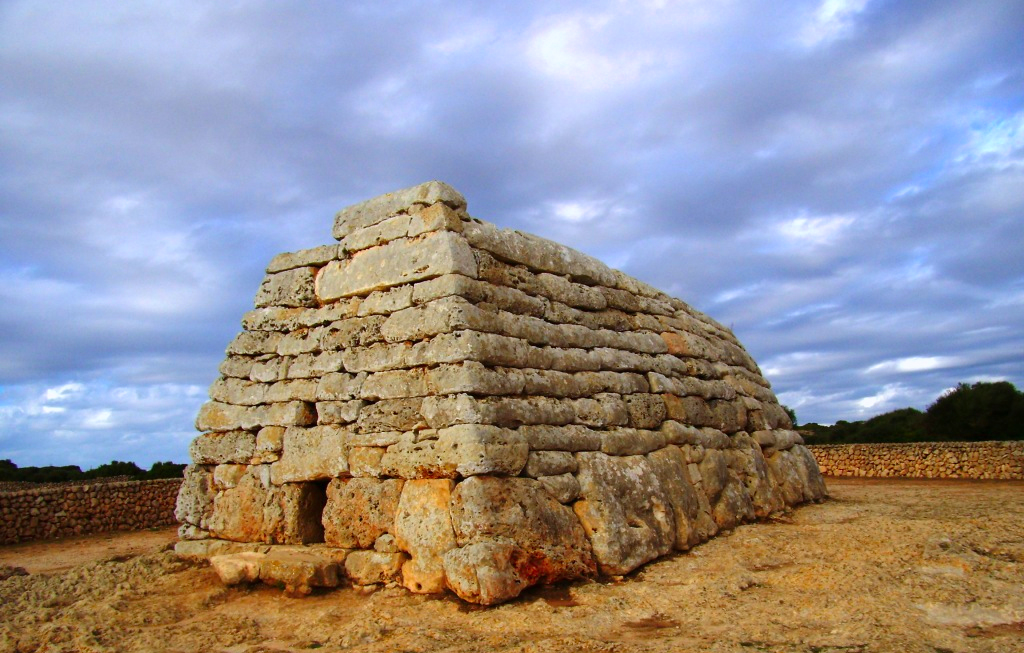 Mejores rincones de España. Naveta d'Es Tudons en Menorca