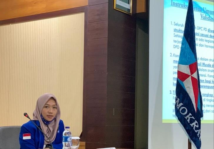 Anggota DPRD DIY Erlia Risty Ucap Terimakasih AHY Pasca Pemecatan 7 Kader