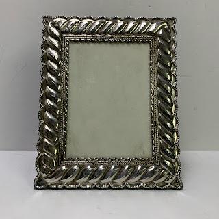 950 Sterling Silver Frame