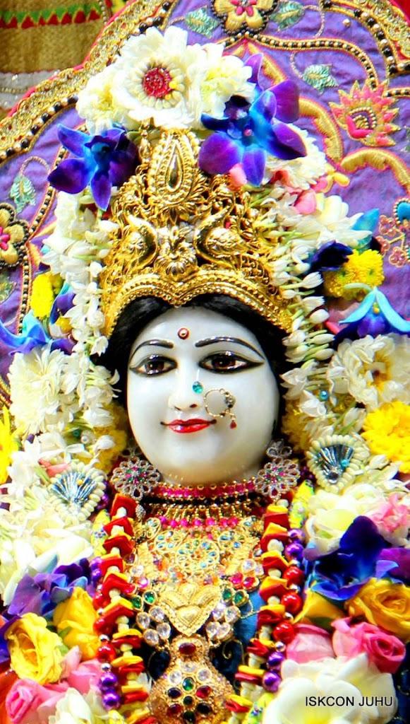 ISKCON Juhu Sringar Deity Darshan 29 Jan 2016 (20)